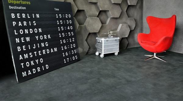 Кварц виниловая плитка Alpine Floor Grand Stone ECO 8-5