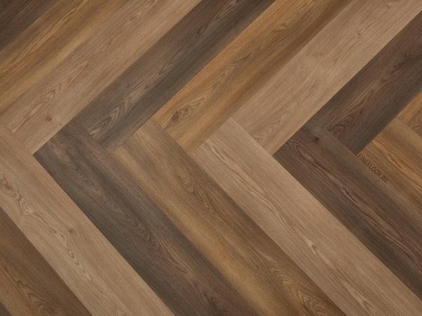 Виниловая плитка Fine Floor FF-1800 укладка елочкой